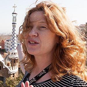Ann-Marie tour guide Free Walking Tours Barcelona