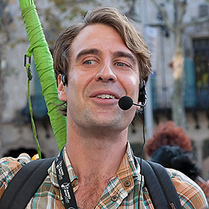 Marc tour guide Free Walking Tours Barcelona
