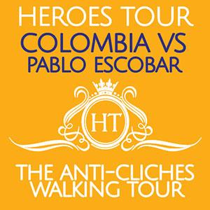 Free walking tour Bogota