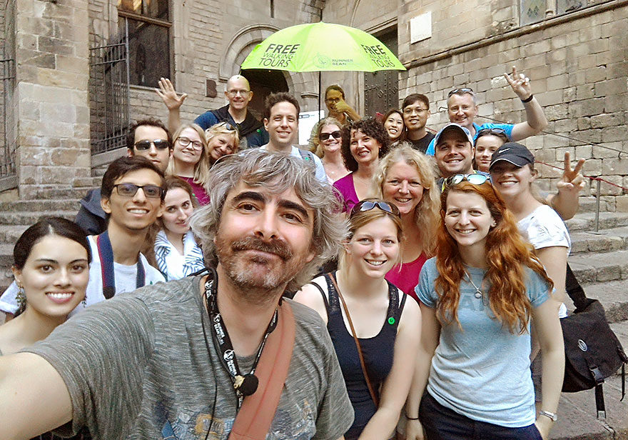 Best Free Tours in Barcelona: Theme by Theme